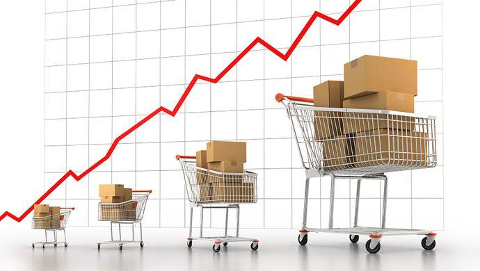 我国消费市场实现良好开局:前2月社会消费品零售总额同比增长33.8%_产业聚焦_洗涤用品_中国洗涤用品行业信息网